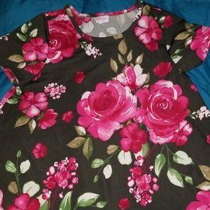 Floral Jessie dress